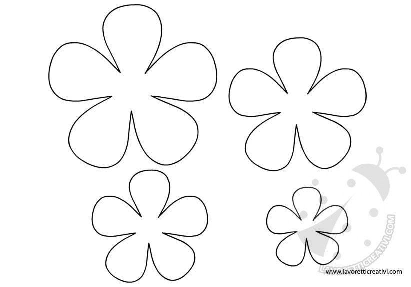 Beste Blumenschablone Ausgeschnitten Ideen - Entry Level Resume ...