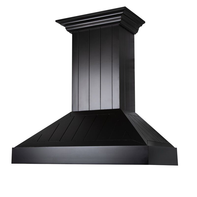 36 Hand Crafted Designer Wood Wall Mount Hood Series 400 Cfm Ducted Range Hood Range Hood Wooden Range Hood Wood Range Hood