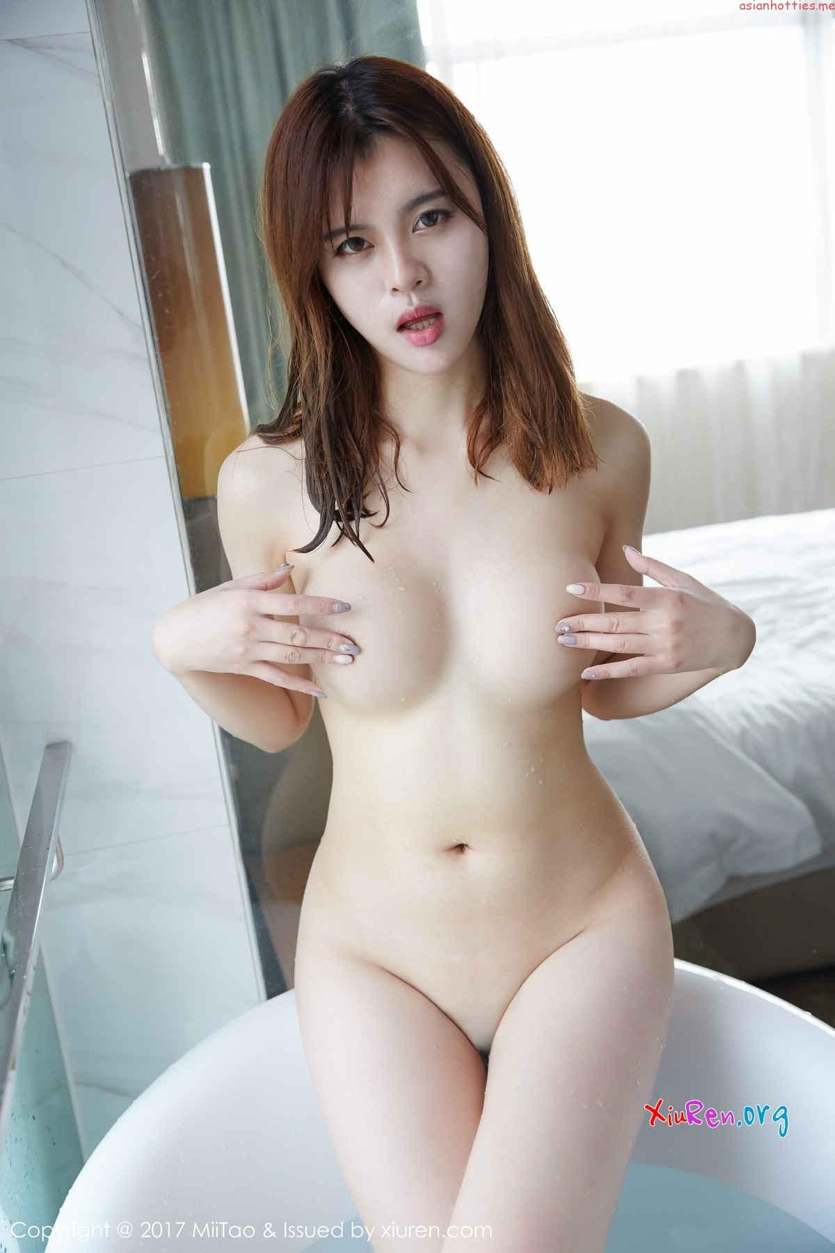 Beautiful chinese model nude once and