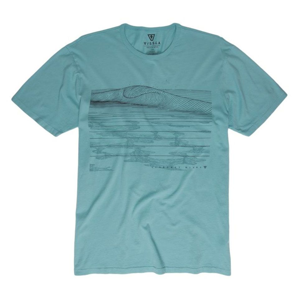 T-Shirts - S-S by RVCA, Brixton, Billabong