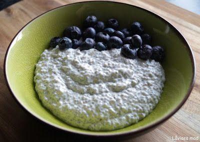 Låvises mad: Koldskåls-chiagrød