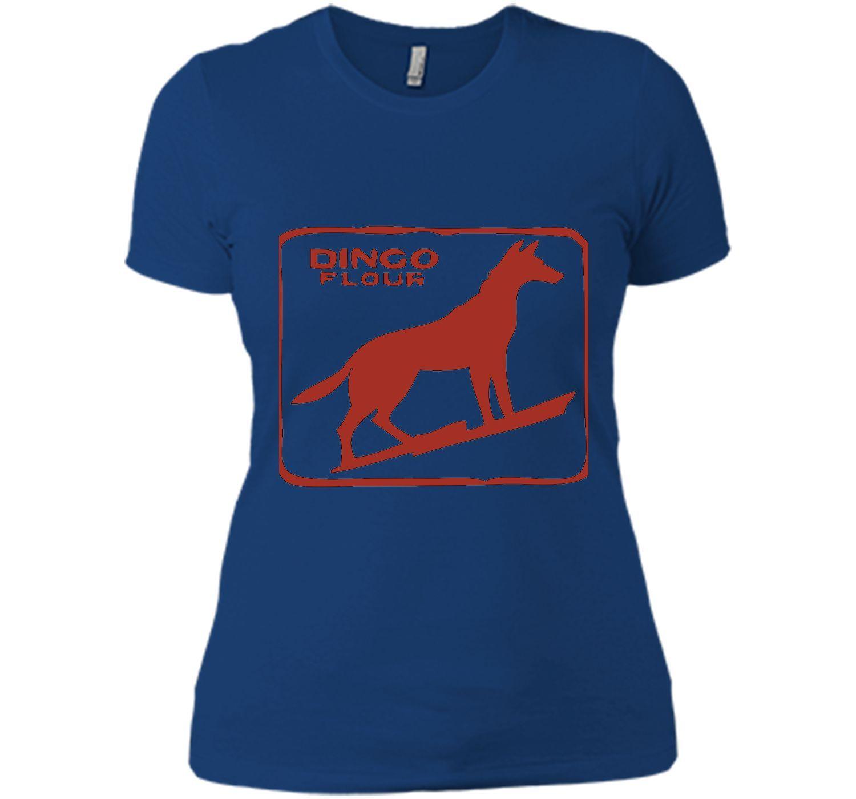 Dingo Flour Mill tshirt