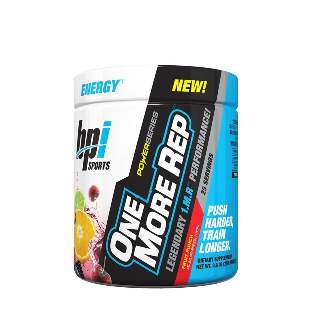 Legendary 1 M R Performance One More Rep Is Our Premier Pre Workout Designed To Promote Focus Energy Pump Performance Preworkout Fitness Design Bpi Sports