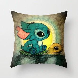 home accessory stitch lilo and stitch cute