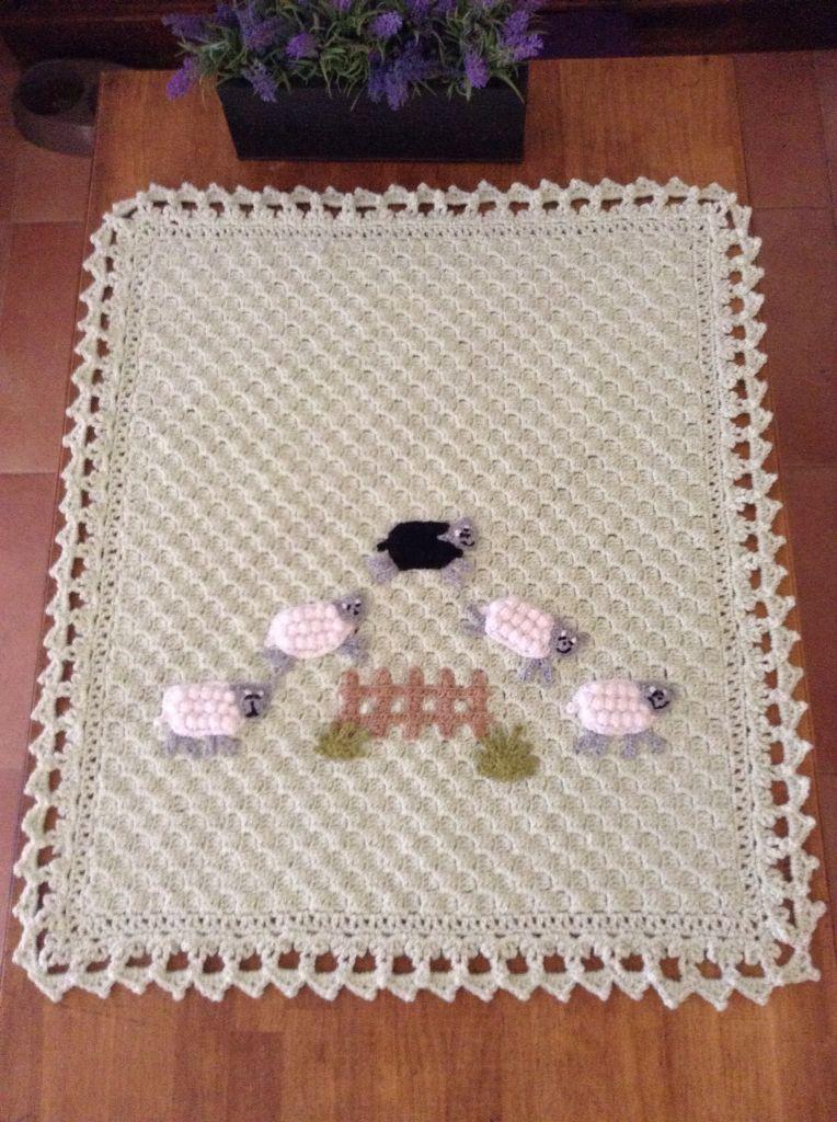 Buggy Blanket | El işi örnekleri | Pinterest | Babydecken ...