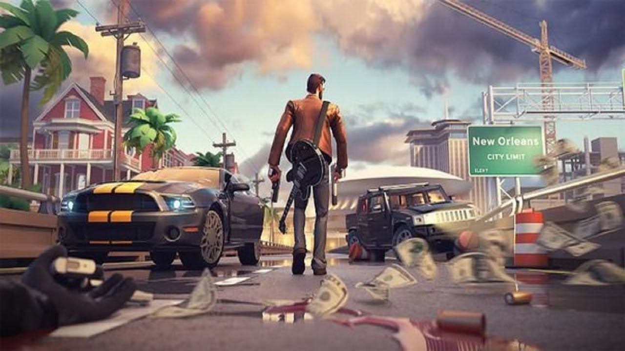 TOP 10 Open World Games For Android Free OFFLINE GAMER
