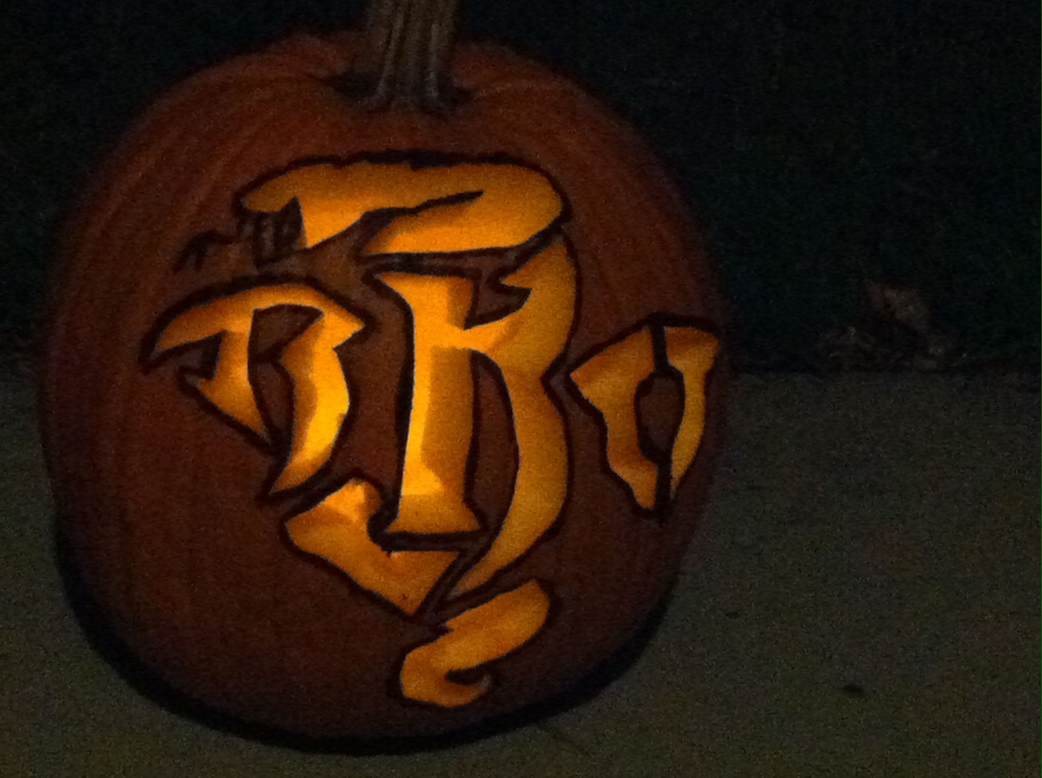 WWE Randy Orton pumpkin | Halloween Ideas | Pinterest | Randy orton