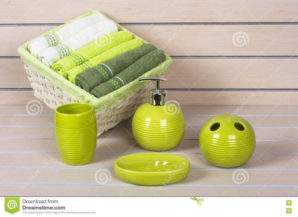 lime green ceramic bathroom accessories - Bathroom Accessories Lime Green