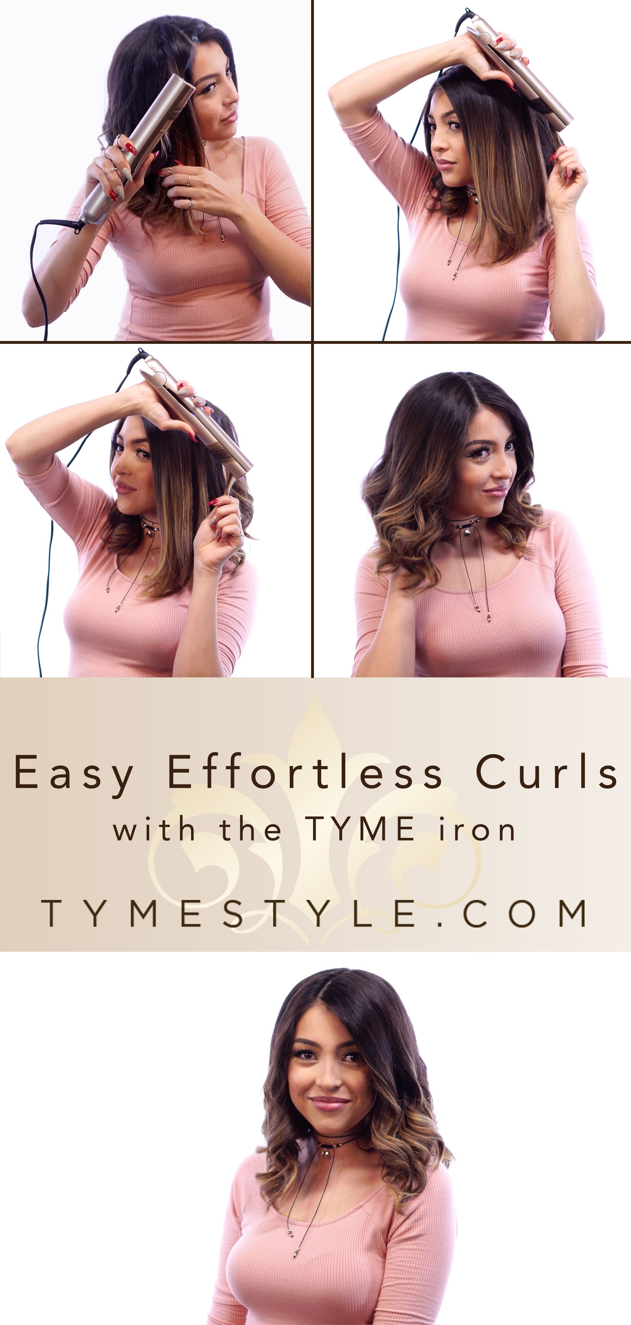Tyme Iron Beginner S Guide Part 1 Washable Hair Color Hair Hair Styles