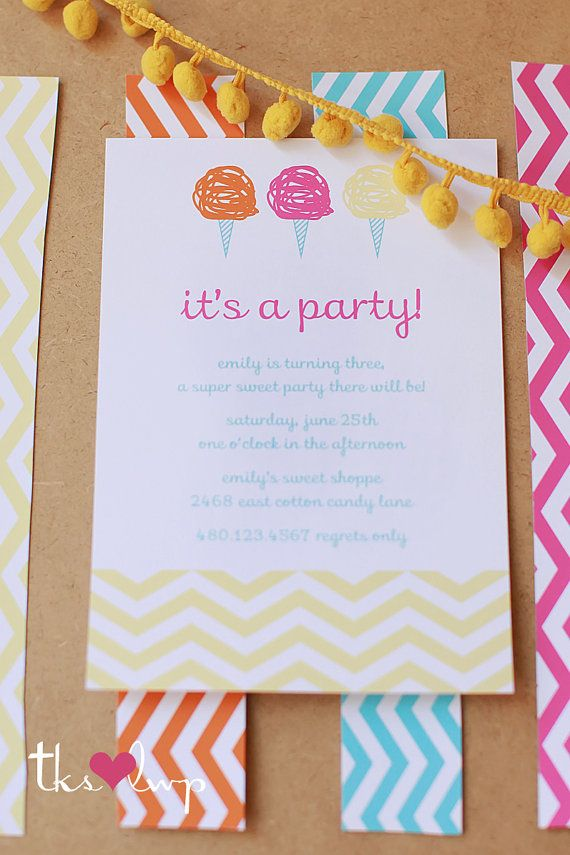 Pretty girls party invites For this design email olivesdesigns2