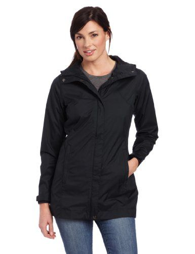 Columbia Women's Splash A Little Rain Jacket, X-Small, Black ...