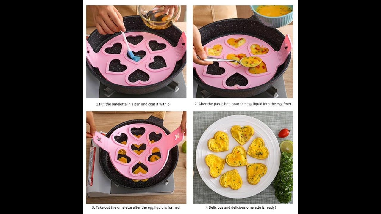 Fantastic Egg Pancake Maker