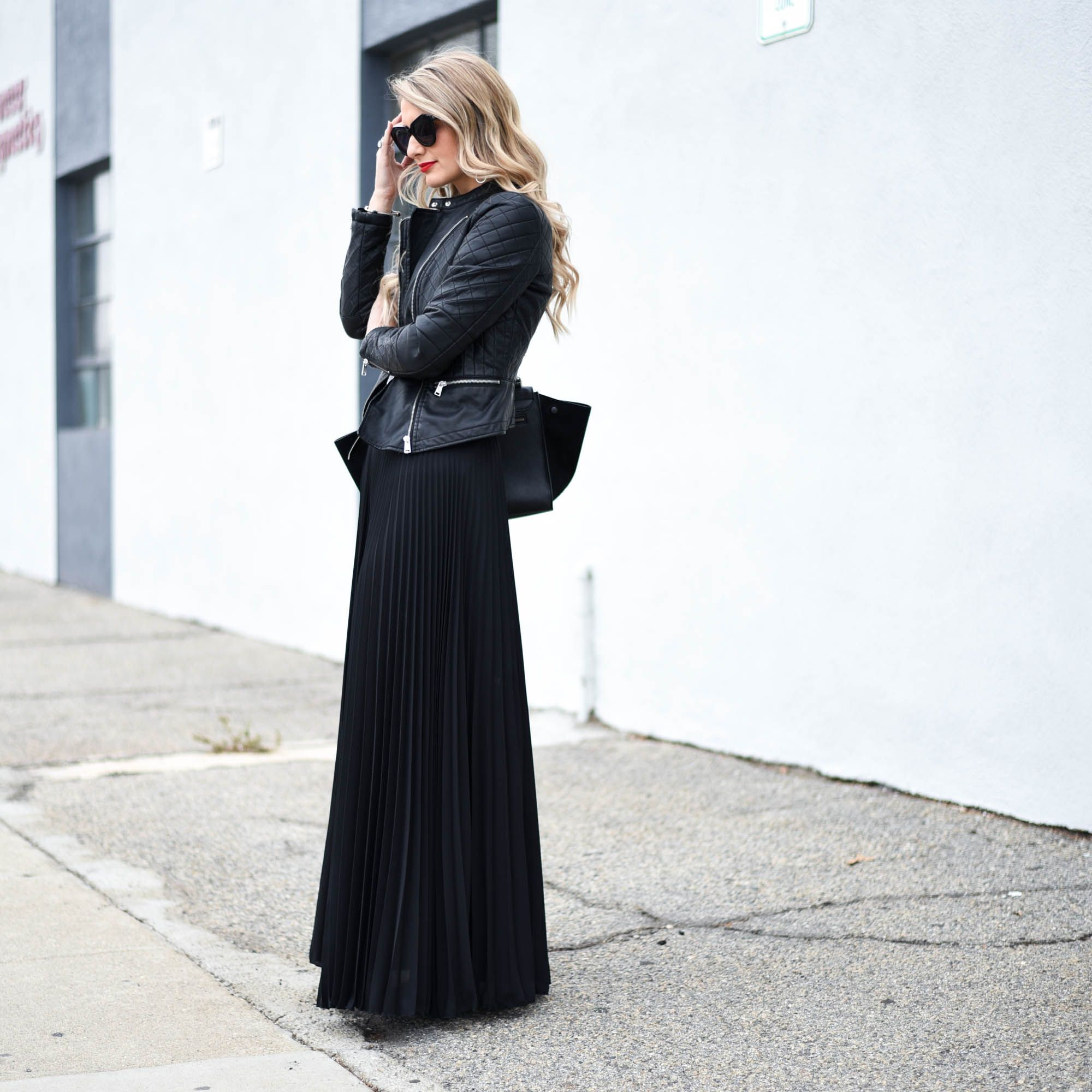 Friday five the date night outfits he wants you to wear leather