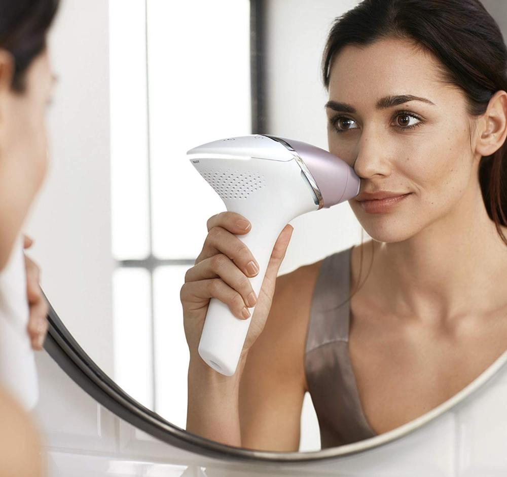 Amazon Com Philips Lumea New Bri953 00 Prestige Ipl Hair Removal Device For Body Face And Bikini Beauty Ipl Hair Removal Hair Removal Hair Removal Devices
