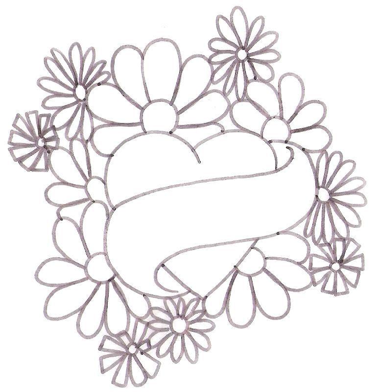 Flower Drawing Ideas Easy Best Flower Site