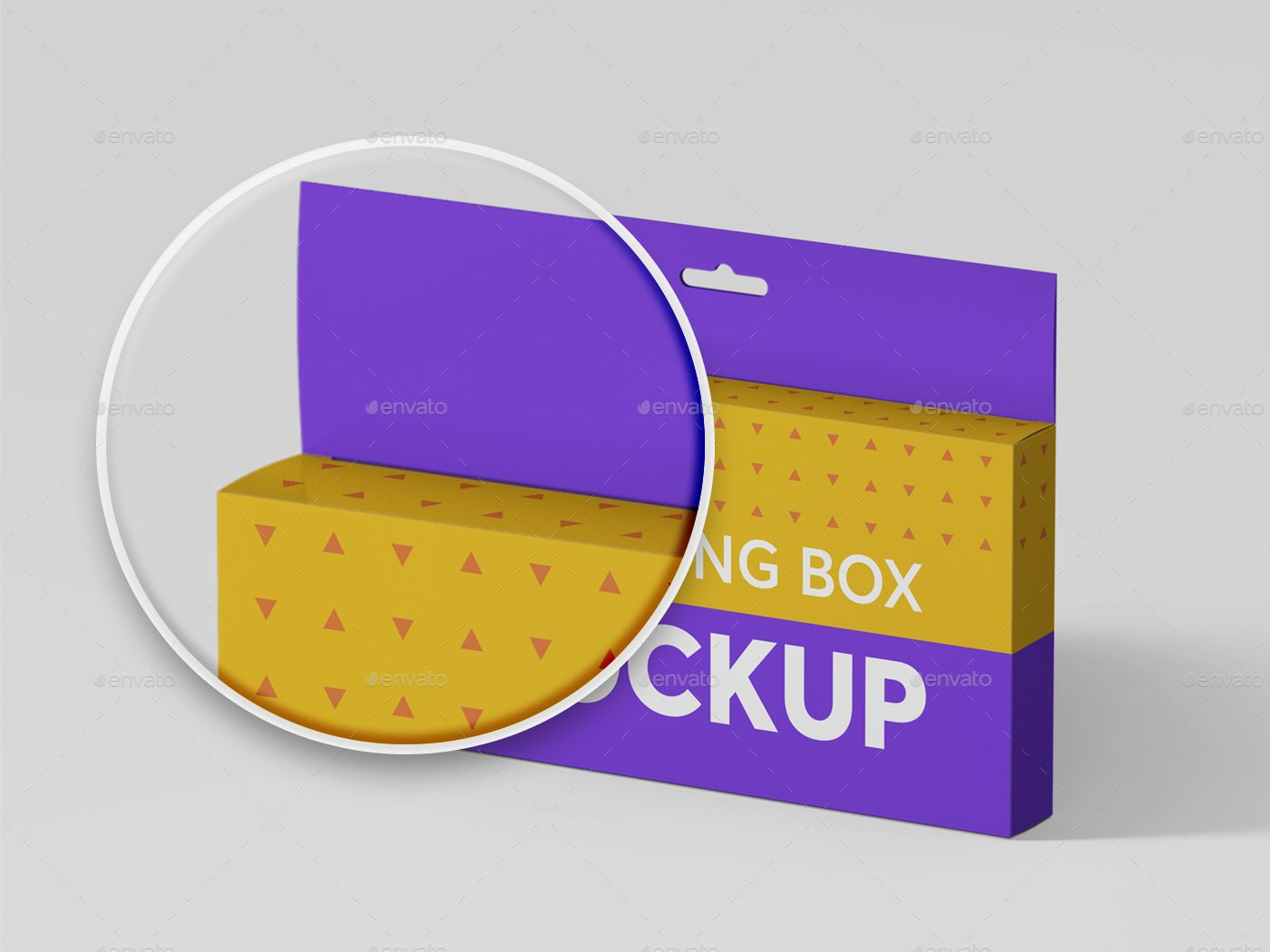 Download Hanging Wide Rectangle Box Mockups Box Mockup Box Packaging Design Graphic Design Layouts