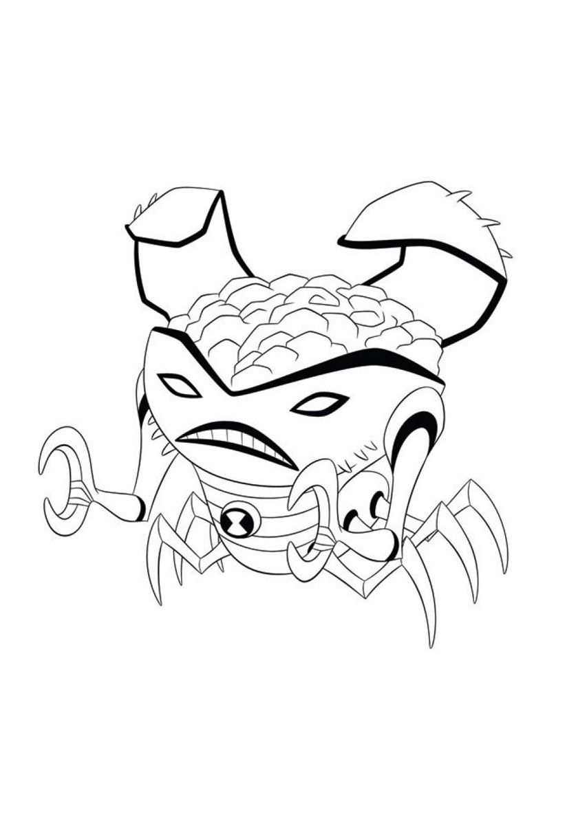 33 Ben 10 Coloring Pages For Kids More Printable Pictures On Babyhouse Info Wise Cra In 2020 Cartoon Coloring Pages Free Printable Coloring Pages Printable Coloring