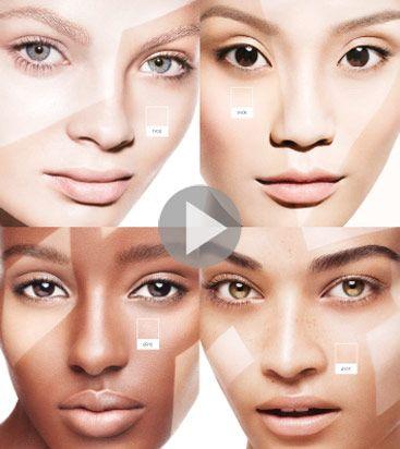 Sephora + Pantone Launches Color IQ Foundation Matching Service ...