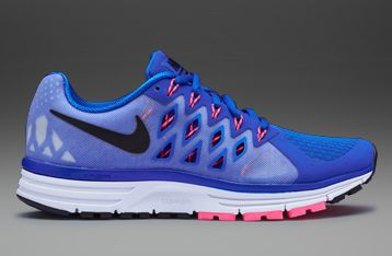 sale retailer f5989 e6b12 Nike Womens Zoom Vomero 9 - Lyon Blue Black White Pink Powder - 642196-400