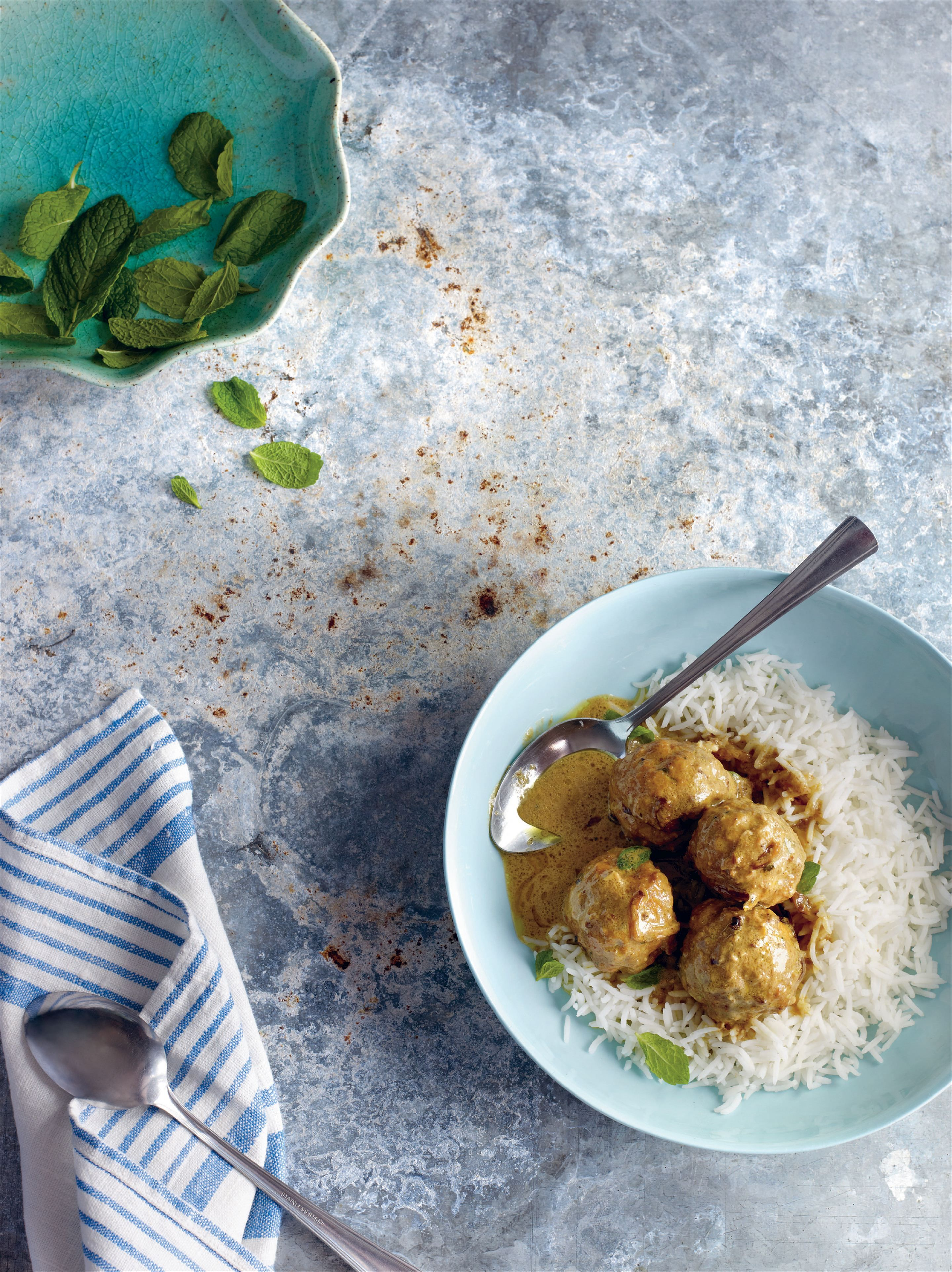 Chicken kofta korma recipe from Spice Kitchen by Ragini Dey | Cooked