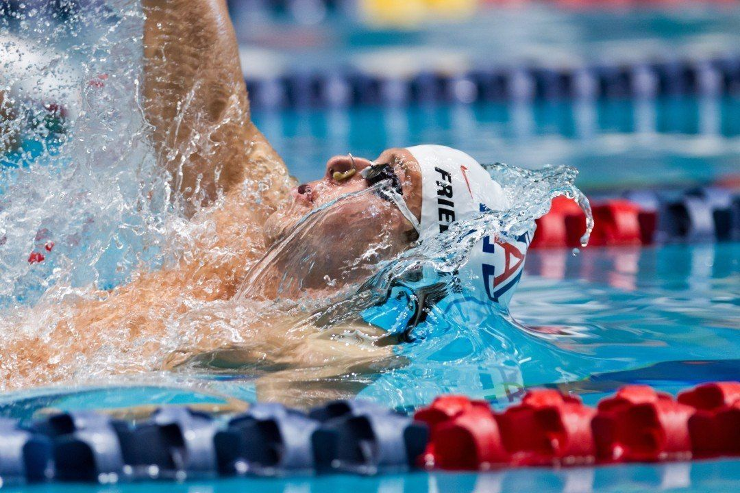 Visualization is a proven tool you can use to swim faster