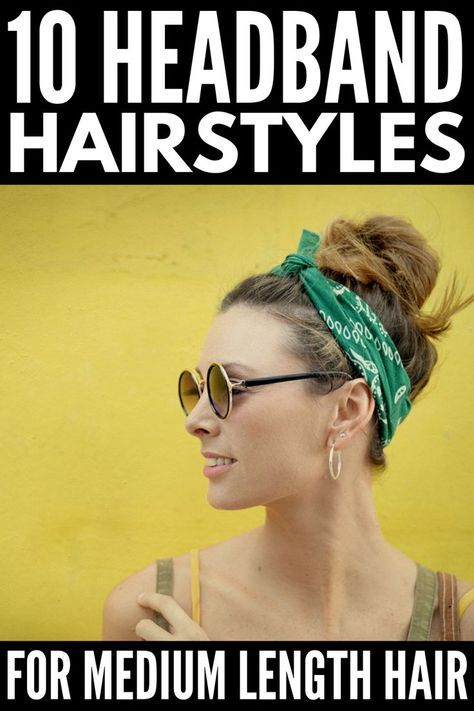 Second Day Hair: 58 Headband Hairstyles We Love