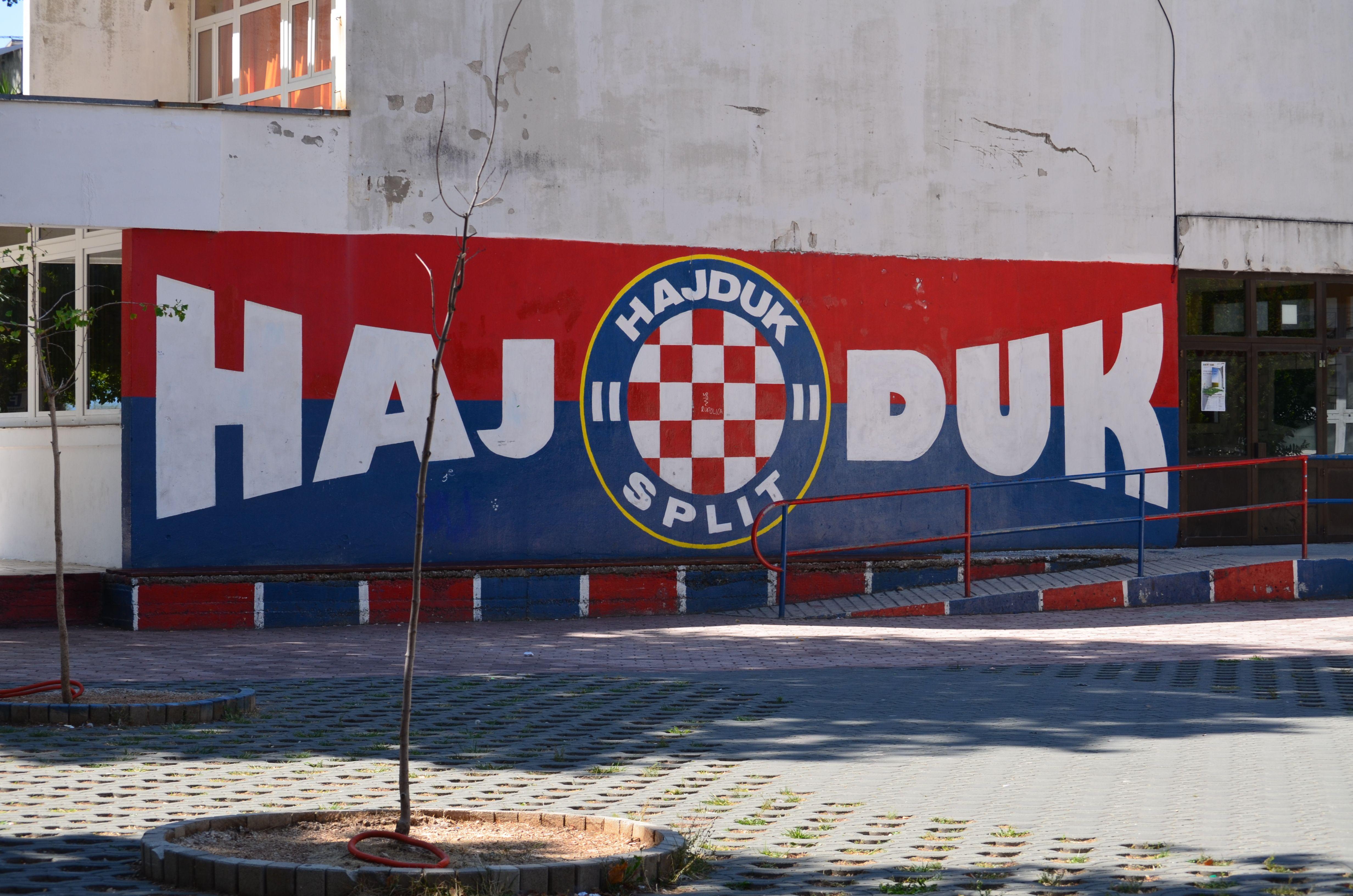 Hajduk Split Hnk Hajduk Split Splits Split Croatia