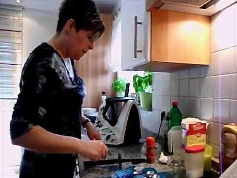 Thermomix TM 31 Hackbällchen süss-sauer mit Gemüse und Reis