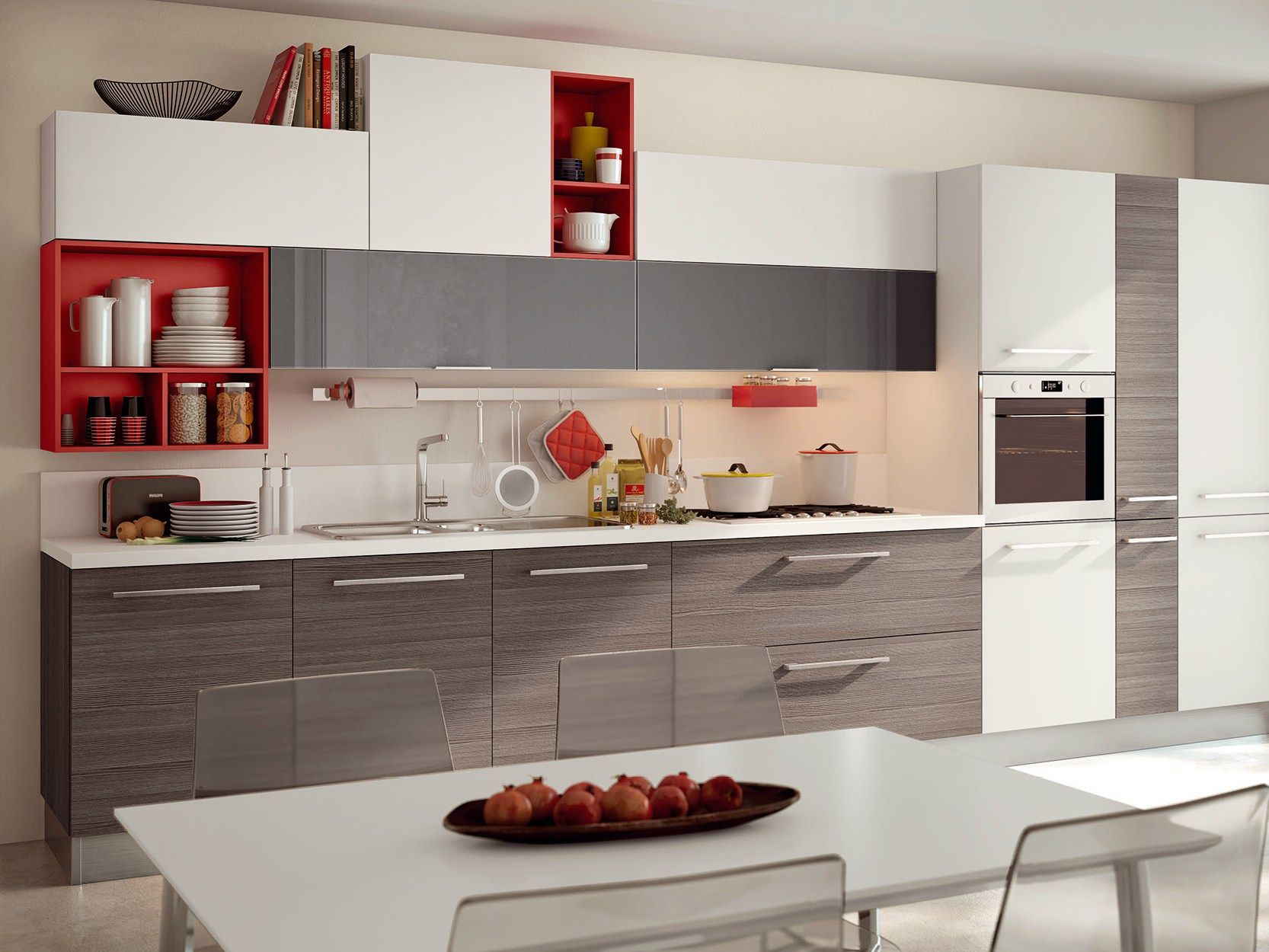 Awesome Nuove Cucine Lube Photos - Ideas & Design 2017 ...