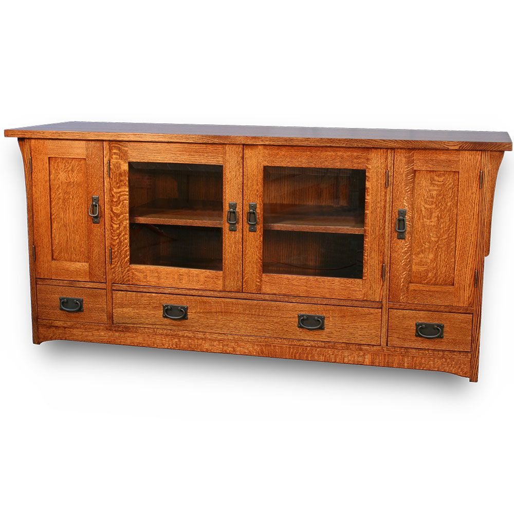 Mission Widescreen Console By Trend Manor Barr S Furniture The Best Online Furniture Store Best Online Furniture Stores Online Furniture Stores Furniture Store