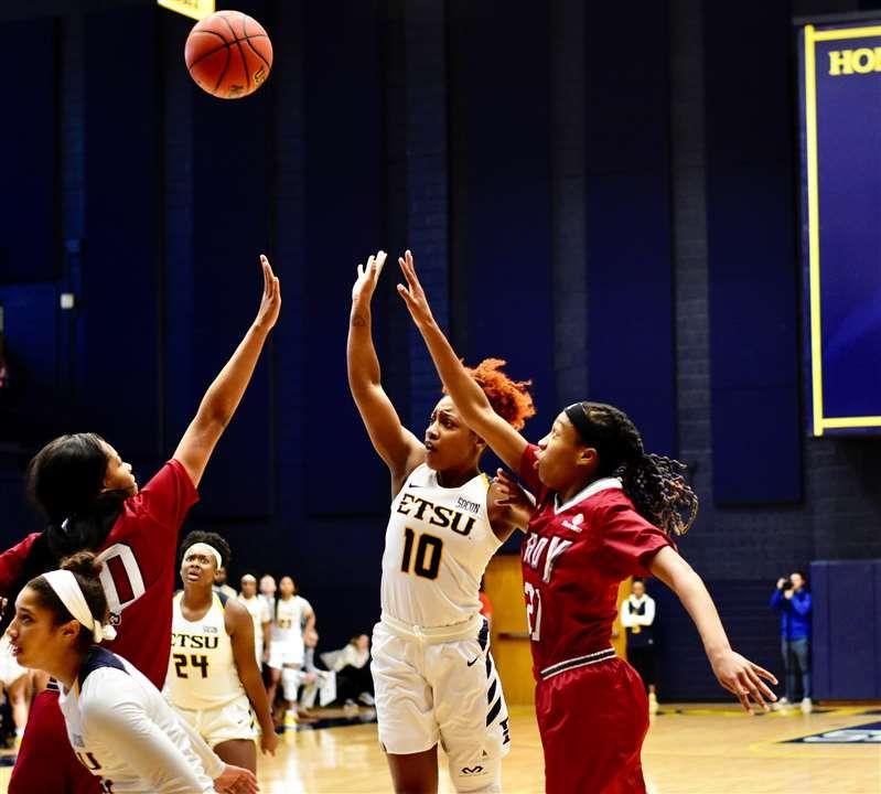 Johnson City Press Etsu Vs Troy Women S Basketball Photo Gallery Basketball Photos Basketball City Press