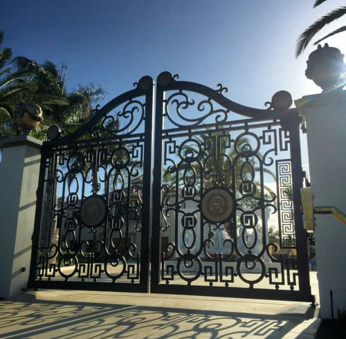 Profashionall Gate Design Iron Gates House Exterior