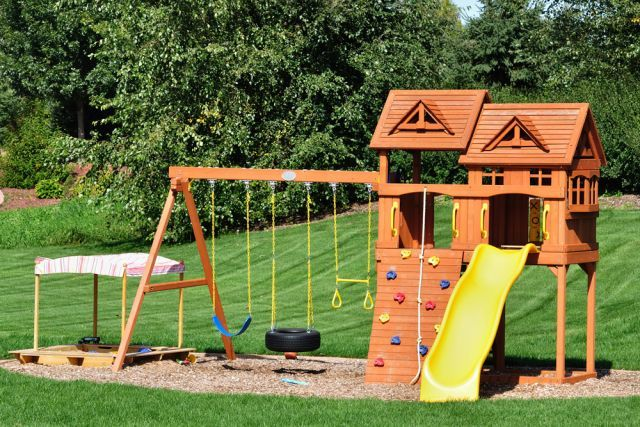 Am nager sa cour pour les enfants pirate ships outdoor ideas and backyard - Outdoor amenager ...