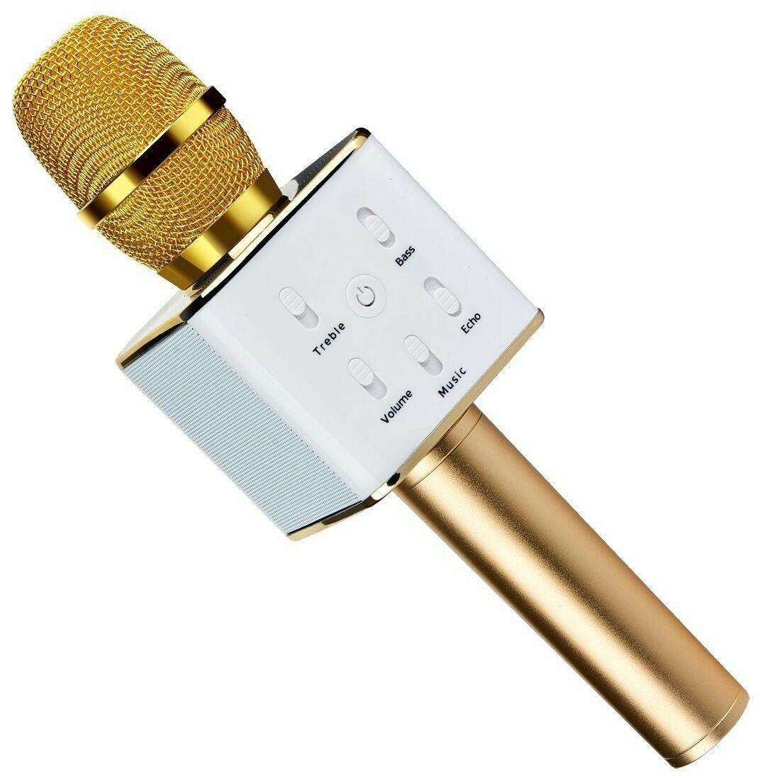 Karaoke Microphone Wireless by MicTune 2 In 1 Built-in Bluetooth