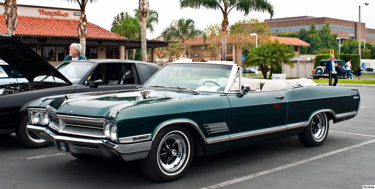 1965 Buick Wildcat Convertible Buick wildcat, Buick