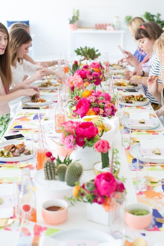 Image Result For Simple Luncheon Table Centerpieces