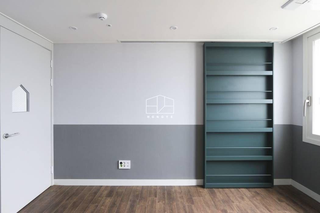 Janelas e portas modernas por 홍예디자인