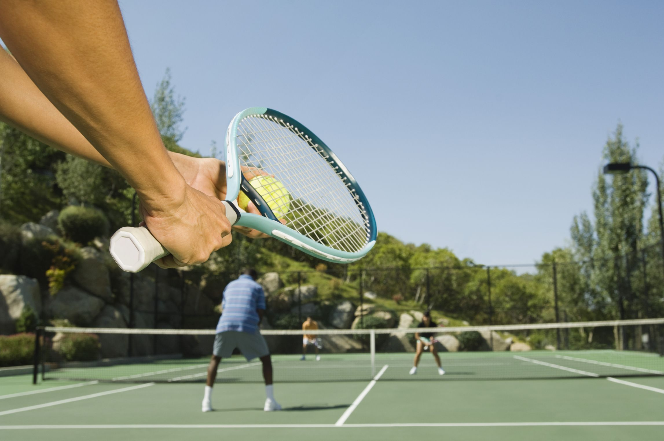 How to Improve Stamina in Tennis Tennis lessons, Tennis