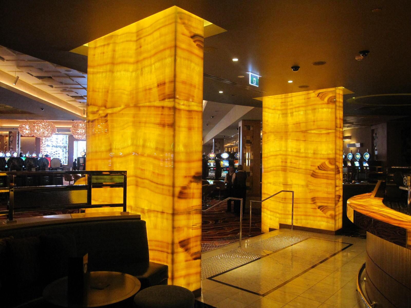 Tiger Onyx Crown Casino Perth Colorful And Creative