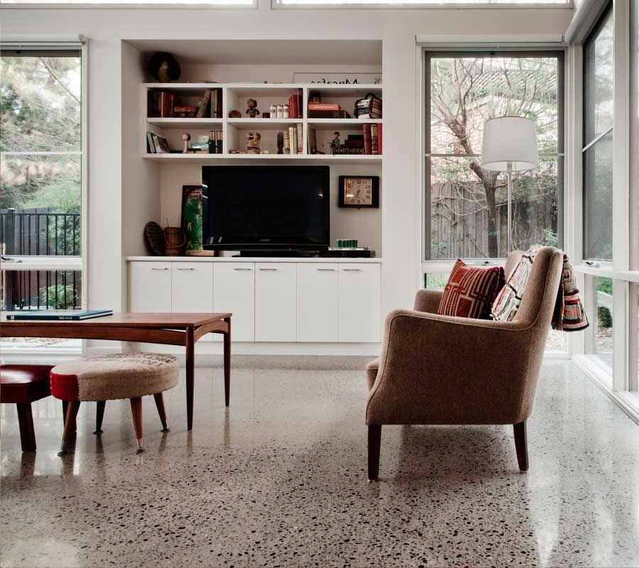 pavimenti in graniglia e arredamento moderno oj33