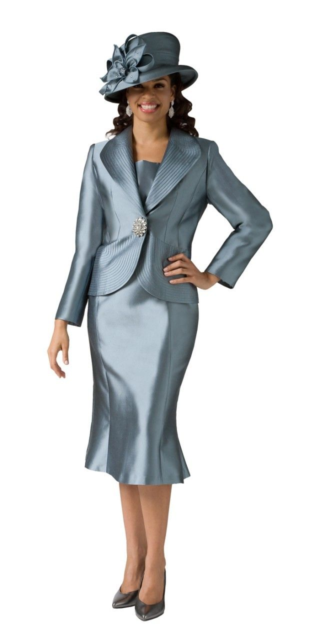Mariam 39 s fashion church suits for women anna rossi 3857 for Virtual suit builder
