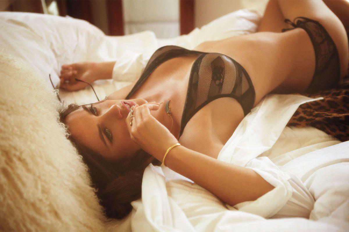 Have heart panties strip