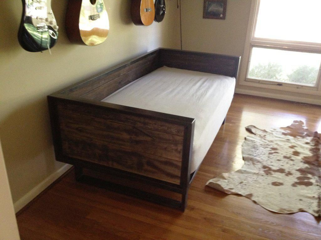 Cherry Wood Daybed Rustic Wood Daybed Ideas Room Design Decor Wood Daybed Daybed Design Daybed Sofa