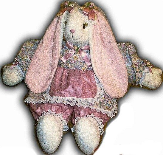Muñeca para mueble -  Coneja