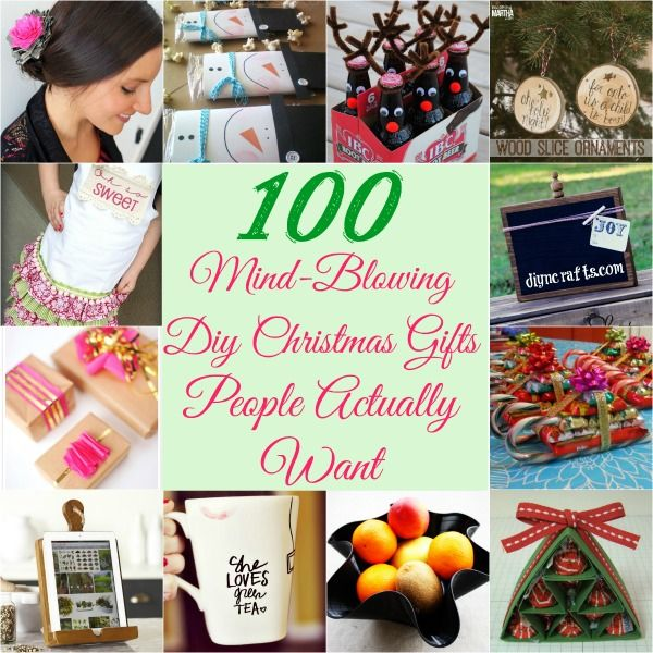 100 Mind-Blowing DIY Christmas Gifts People Actually Want - Page 5 ...