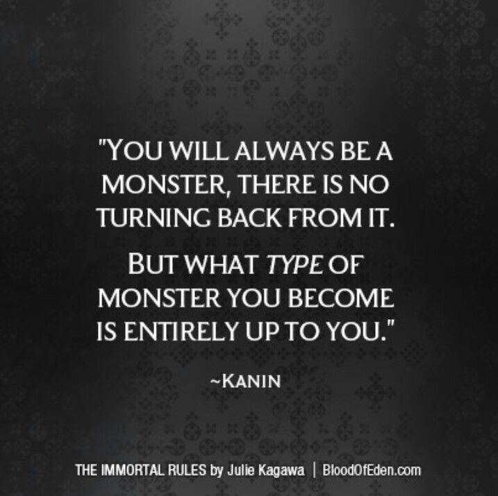 Pin By Ayla Shoulders On Books Quotes Quotes Deep Monster Quotes