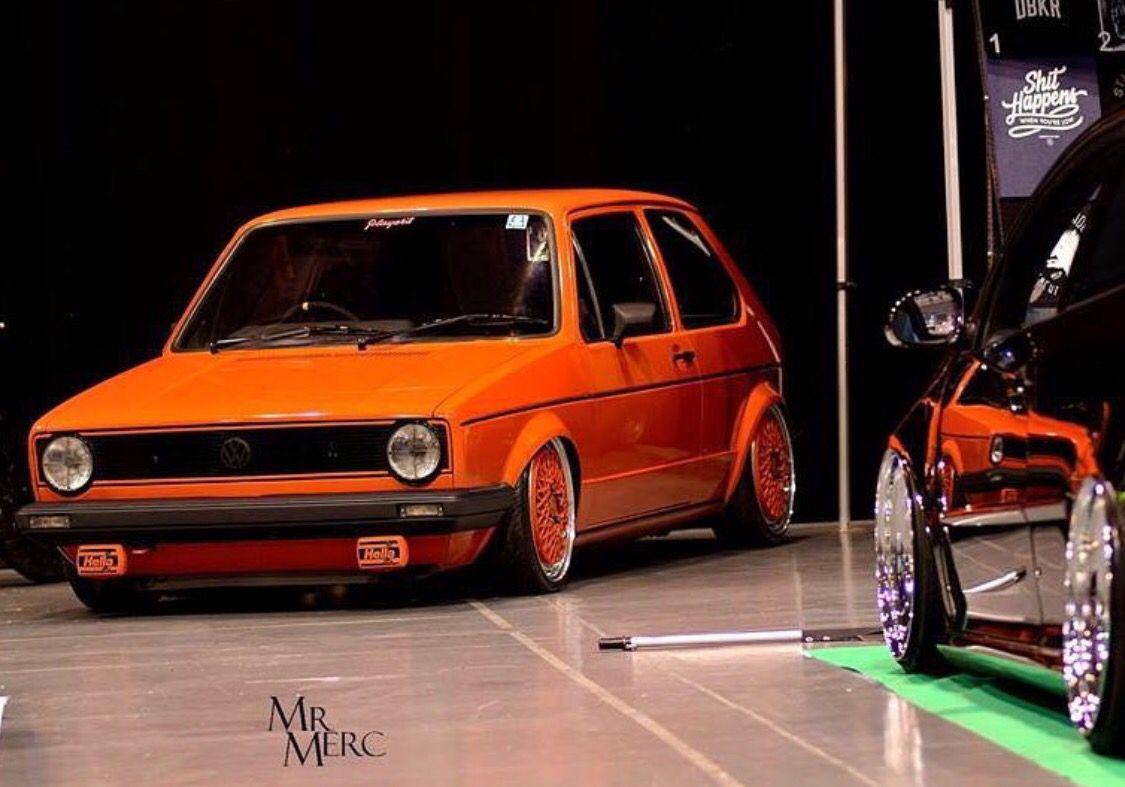 VW MK1 Rabbit GTI   Mk1   Pinterest   Mk1, Vw and Dream garage