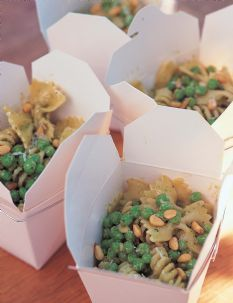 Barefoot Contessa - Recipes - Pasta, Pesto, and Peas