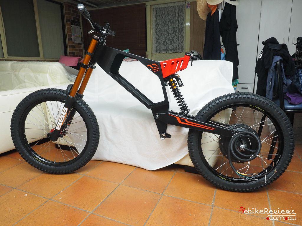 Qulbix Raptor 165 Project Build Updated 25 06 2015 Bike Eletrica Motos Moto Eletrica