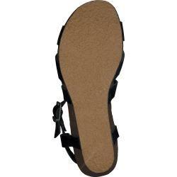 Photo of Red Rag Sandals 78080 Black Red-Rag